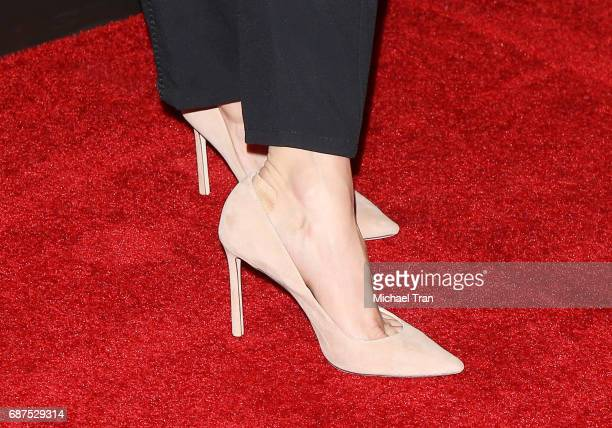 Chelsea Handler, shoe detail, attends the Netflix Comedy Panel for your consideration event held at Netflix FYSee Space on May 23, 2017 in Beverly...