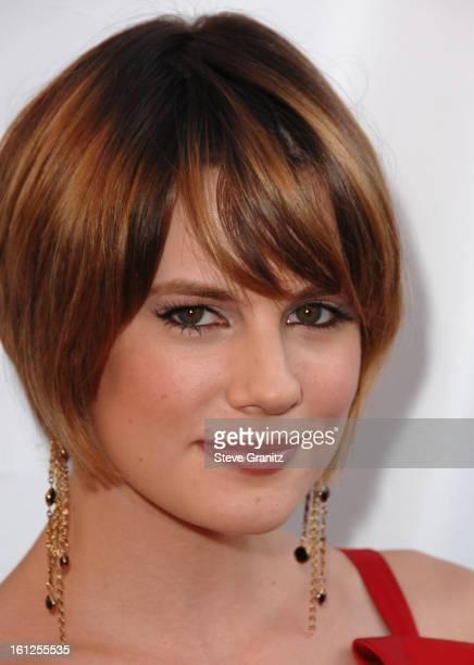 Chelsea Hobbs enter caption here at The Langham Resort on August 8 2009 in Pasadena California