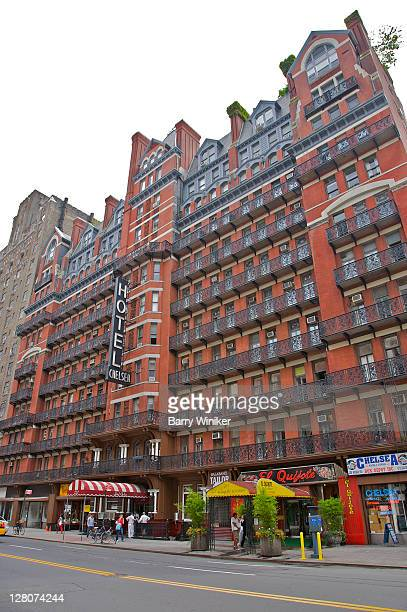 Chelsea Hotel, 23rd Street and 6th Avenue, New York City