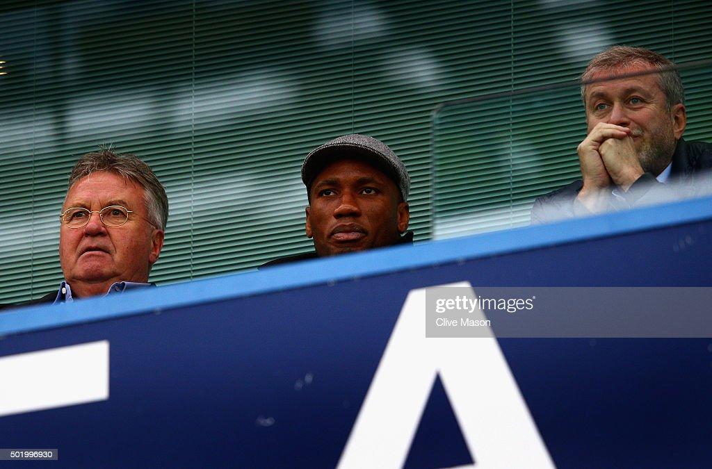 Chelsea v Sunderland - Premier League : News Photo