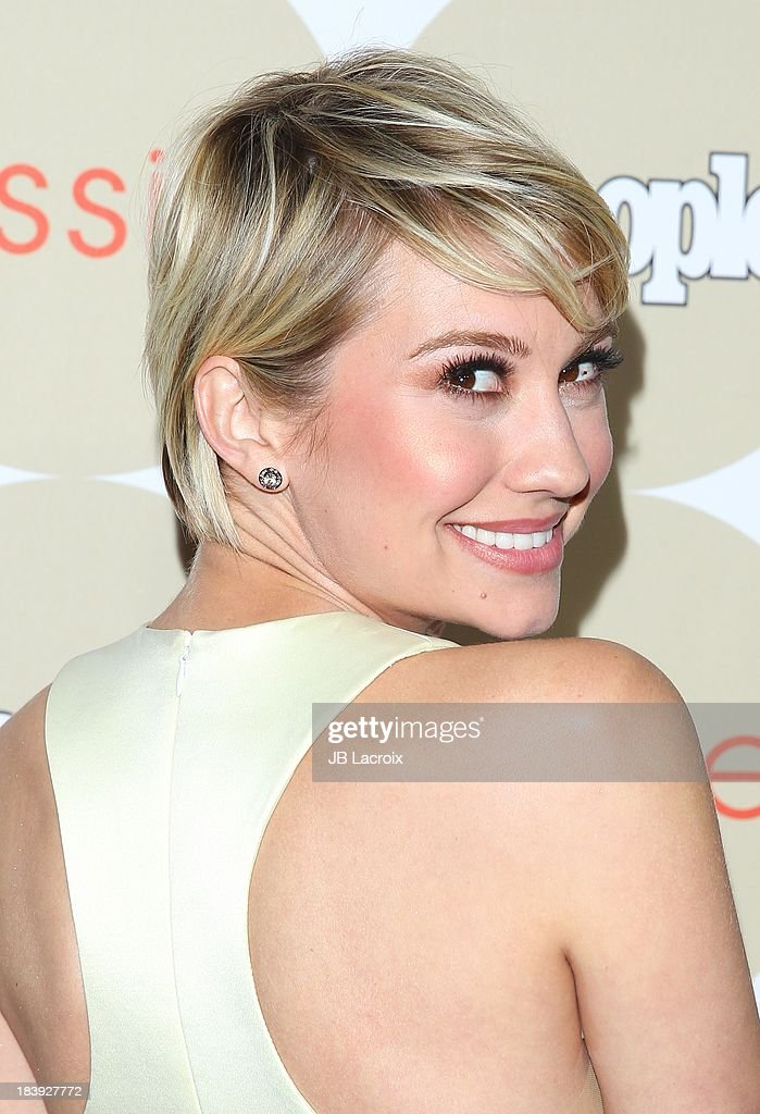 Chelsea Kane attends the People's One To Watch Event held at Hinoki & The Bird on October 9, 2013 in Los Angeles, California.