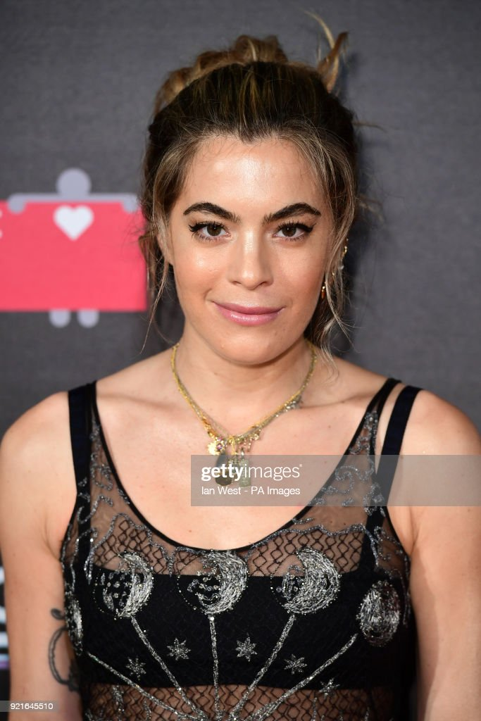 Chelsea Leyland attending the Naked Heart Foundation Fabulous Fun dFair held at The Roundhouse in Chalk Farm, London. PRESS ASSOCIATION Photo. Picture date: Tuesday February 20, 2018. Photo credit should read: Ian West/PA Wire.