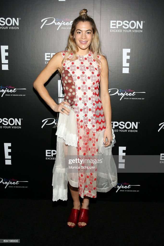 Epson Digital Couture - Presentation - February 2017 - New York Fashion Week
