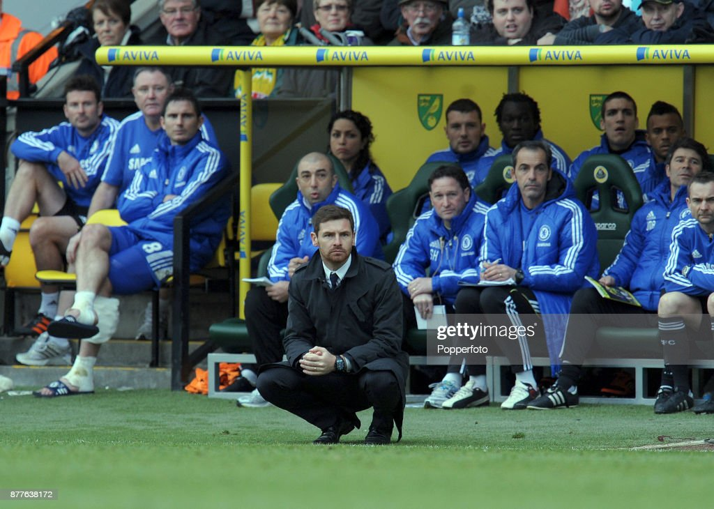 Norwich City v Chelsea - Barclays Premier League : News Photo
