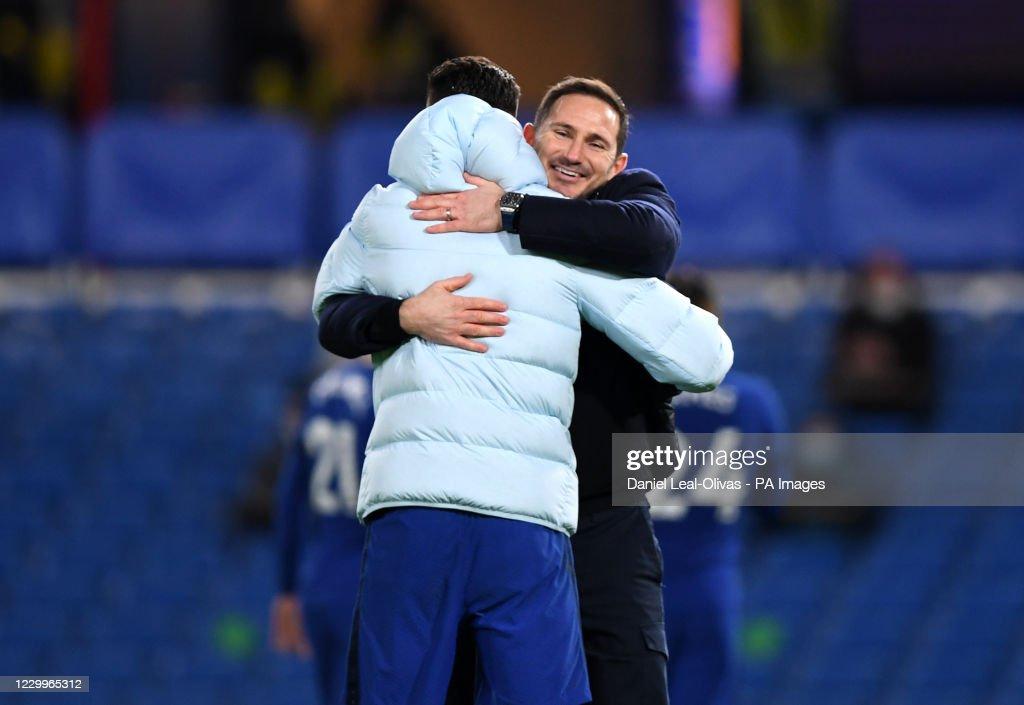Chelsea v Leeds United - Premier League - Stamford Bridge : News Photo