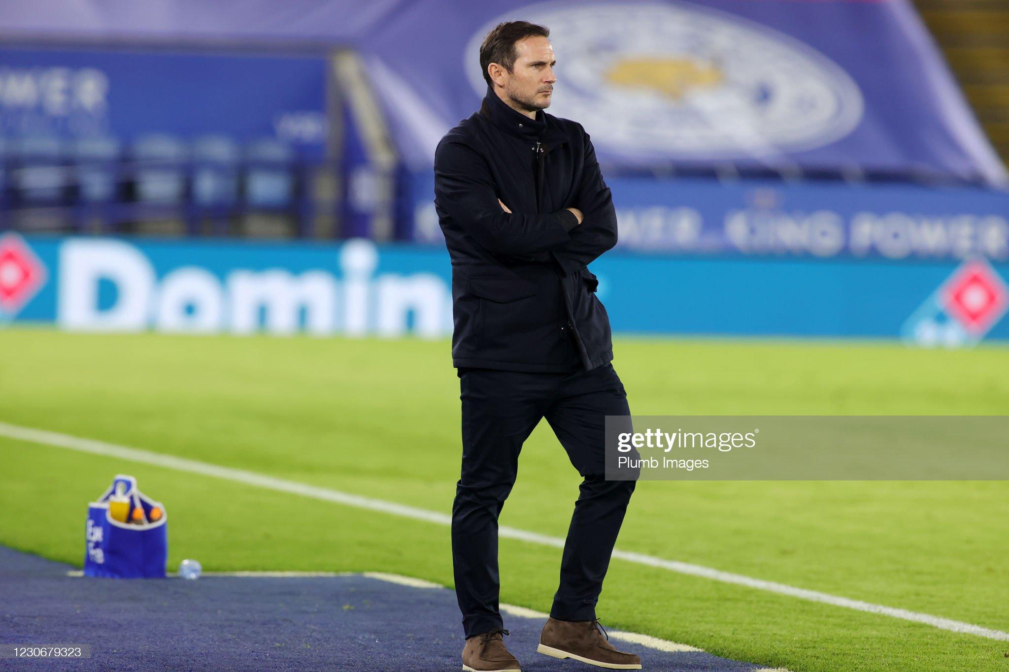 Leicester City v Chelsea - Premier League : ニュース写真