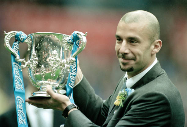 Image result for gianluca vialli 1998