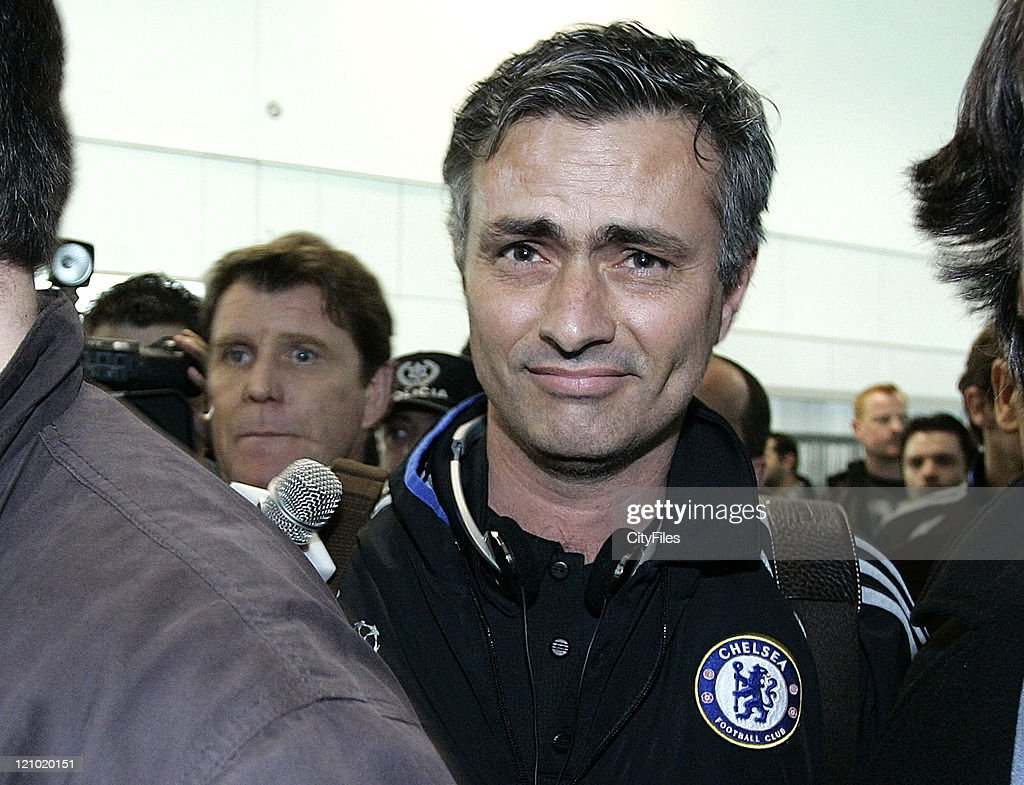 UEFA Champions League - Chelsea Training and Press Conference  - February 20,