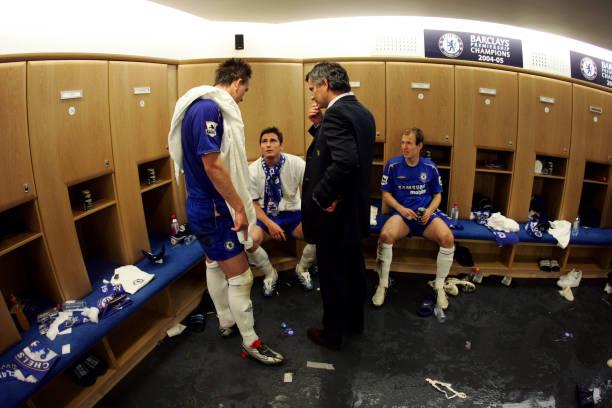 Soccer - FA Barclays Premiership - Chelsea v Manchester United - Stamford Bridge