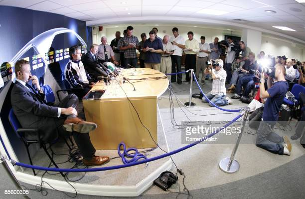 Chelsea manager Jose Mourinho during his press conference
