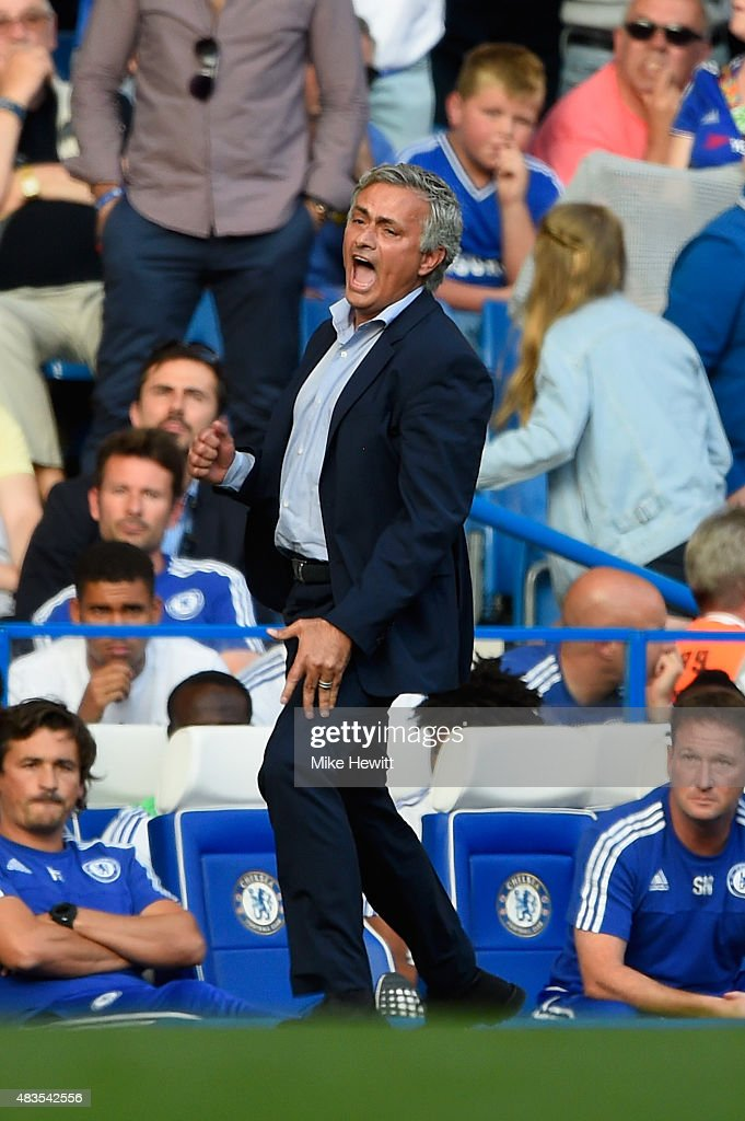 Chelsea v Swansea City - Premier League : ニュース写真