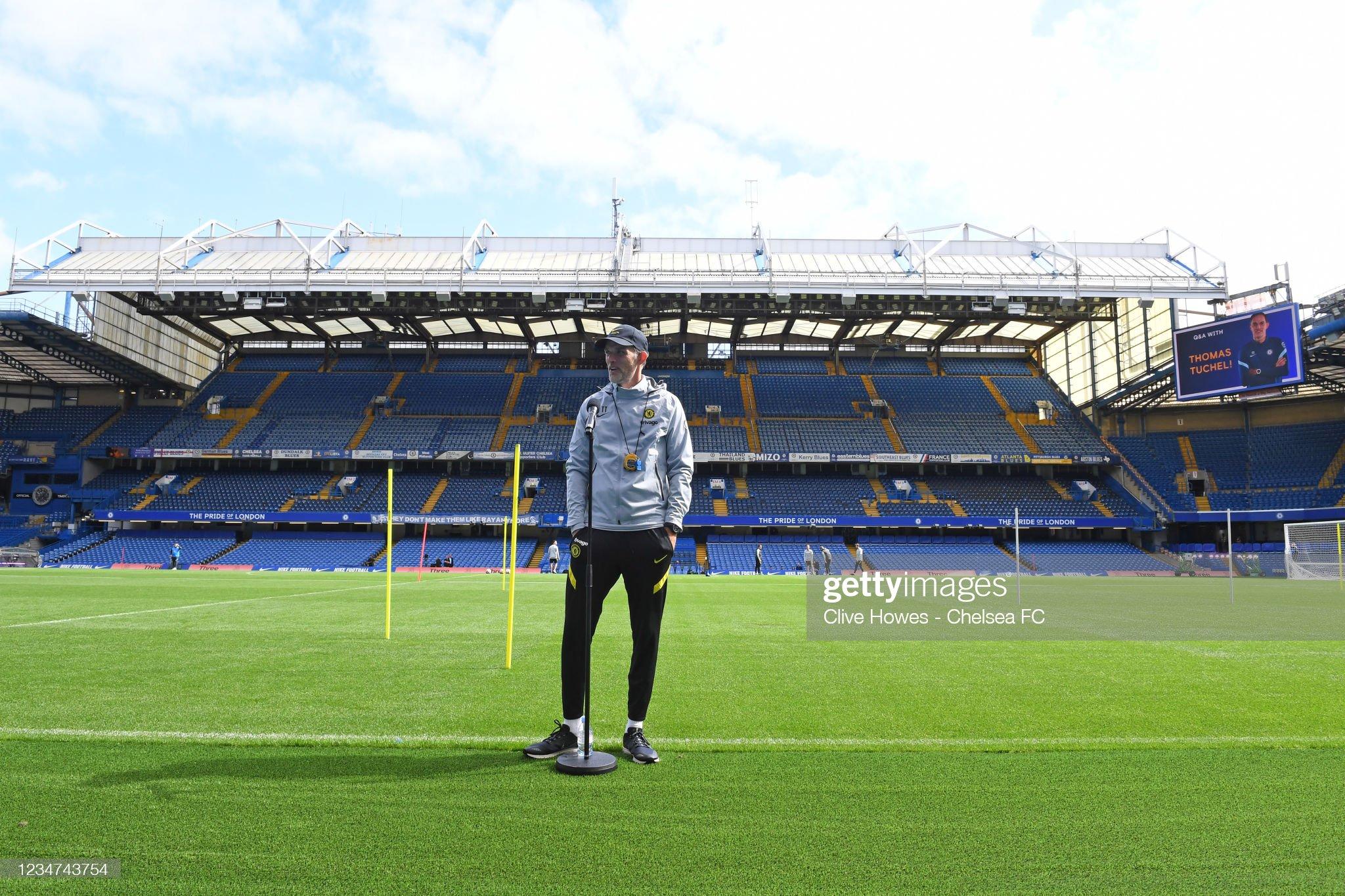Chelsea Training Session : News Photo