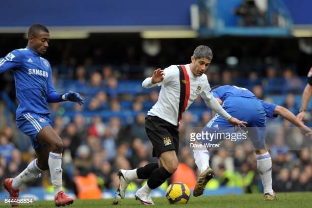 SYLVINHO Chelsea / Manchester City 28e journee Premier league Photo Dave Winter / Icon Sport