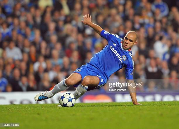 ALEX Chelsea / Marseille Champions League Stamford Bridge Londres Photo Dave Winter / Icon Sport