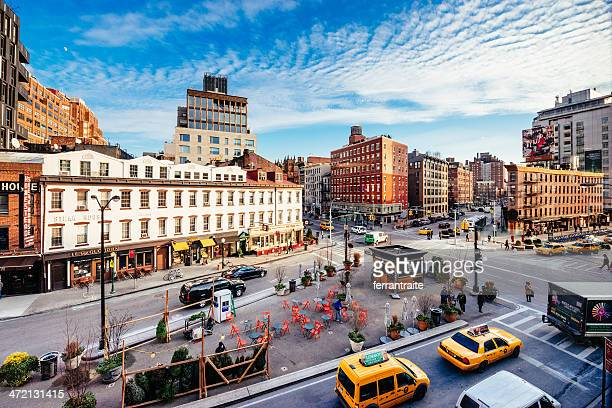 chelsea new york city - chelsea new york stock photos and pictures
