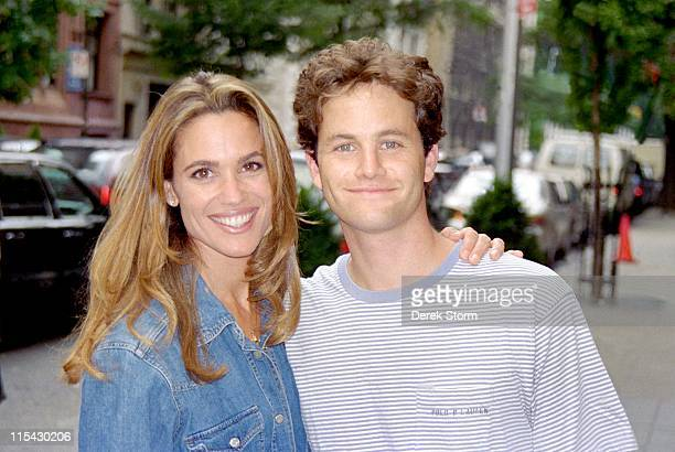 Chelsea Noble Kirk Cameron during Kirk Cameron sighting at the Westbury Hotel at Westbury Hotel in New York City New York United States