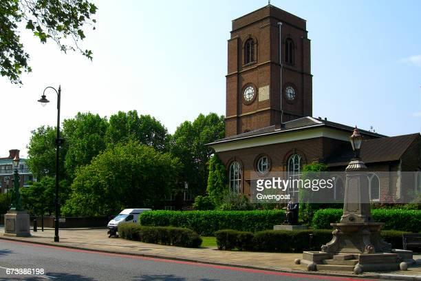 Chelsea Old Church in London