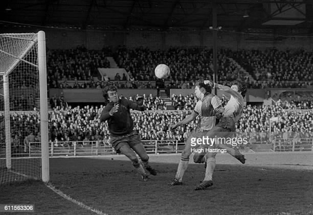 Chelsea on the attack at Bristol Rovers' former stadium Eastville