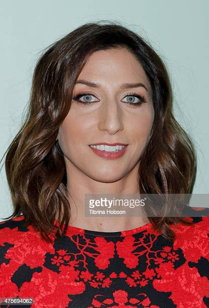 Chelsea Peretti attends the 'Brooklyn NineNine' FYC panelat UCB Sunset Theater on June 2 2015 in Los Angeles California