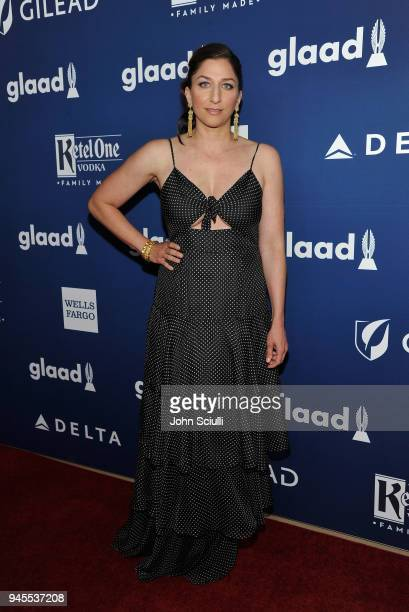 Chelsea Peretti celebrates achievements in LGBTQ community at the 29th Annual GLAAD Media Awards Los Angeles in partnership with LGBTQ ally Ketel One...