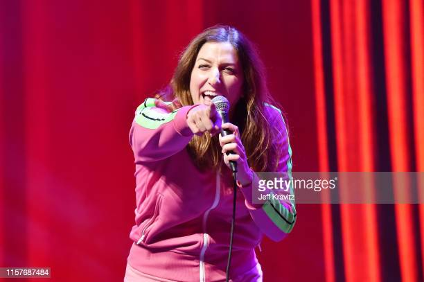 Chelsea Peretti performs onstage at the 2019 Clusterfest on June 22 2019 in San Francisco California