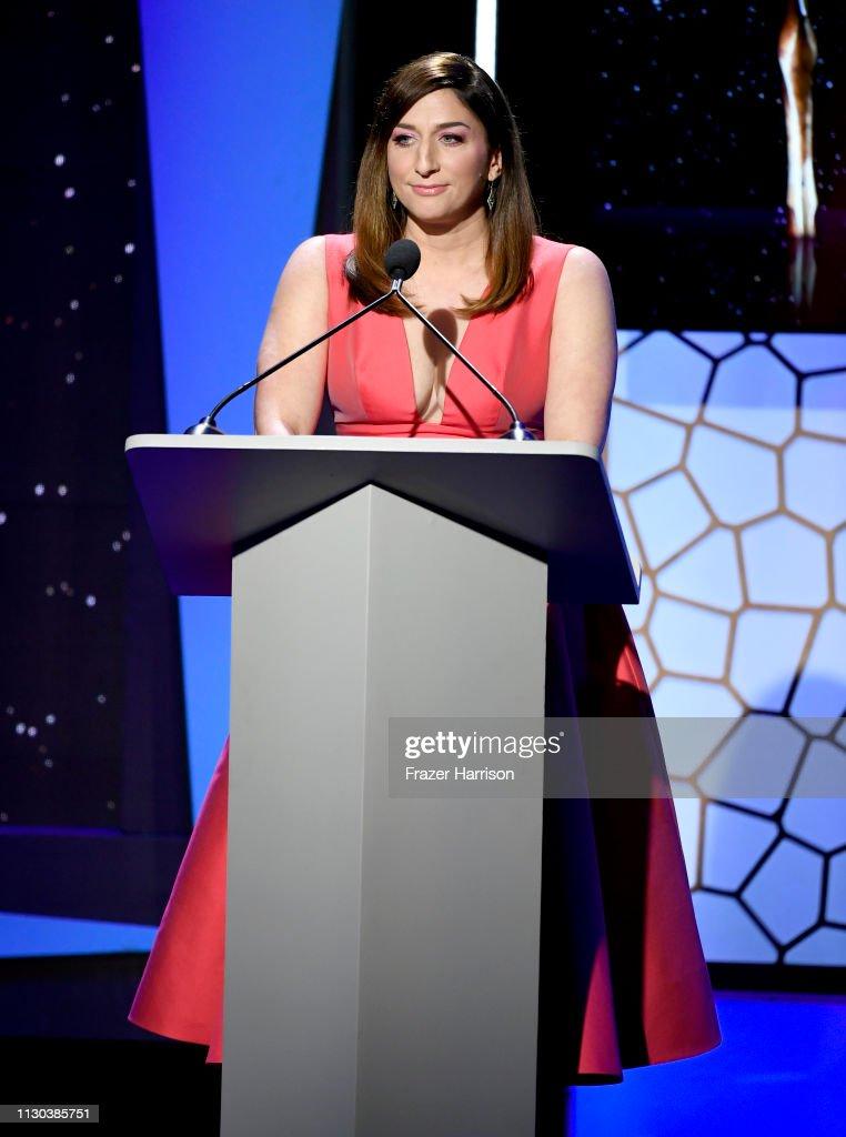 CA: 2019 Writers Guild Awards L.A. Ceremony - Inside