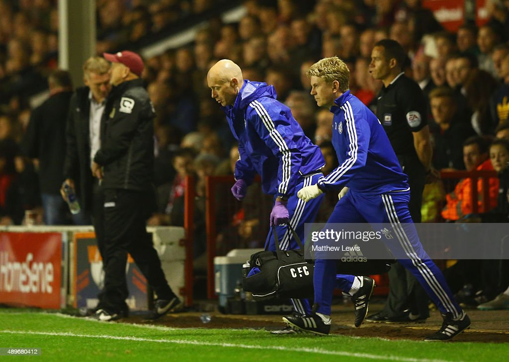 Walsall v Chelsea - Capital One Cup Third Round
