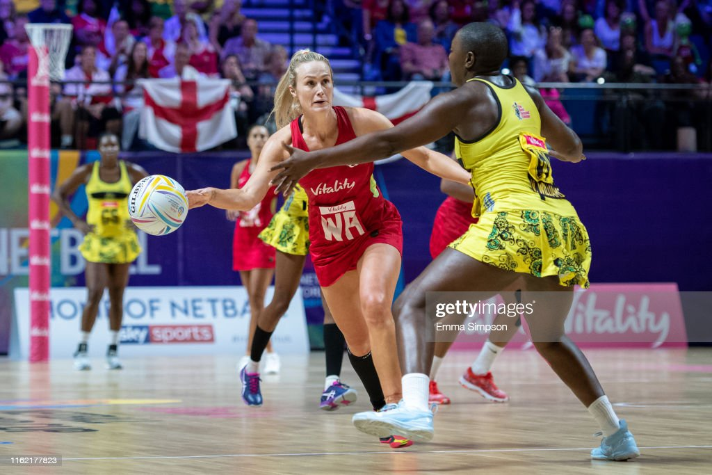 Vitality Netball World Cup - Day Four : News Photo