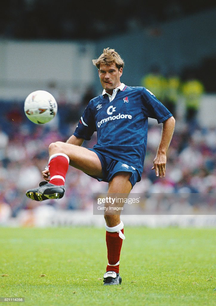 Chelsea Player Glenn Hoddle In Action During A Fa Premier League News Photo Getty Images