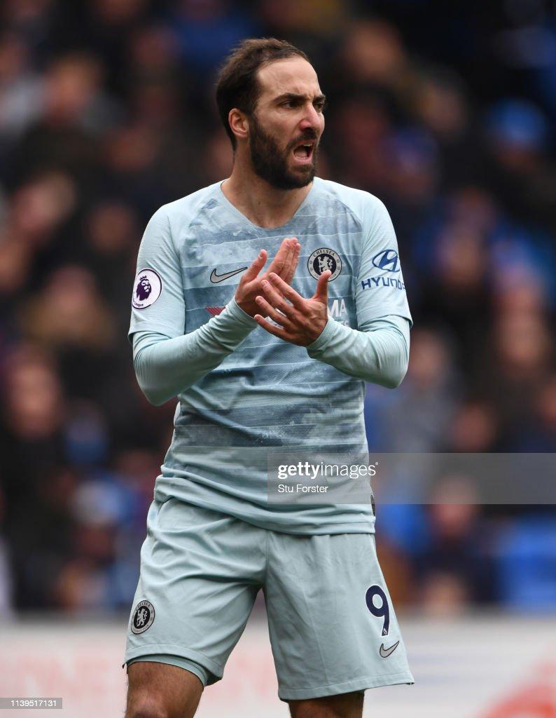Cardiff City v Chelsea FC - Premier League : News Photo