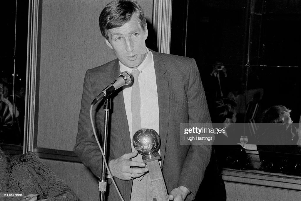 Soccer - Football League Division Two - Chelsea FC Player of the Year Awards Ceremonies, Care Royal, London - 10 May 1983 : News Photo