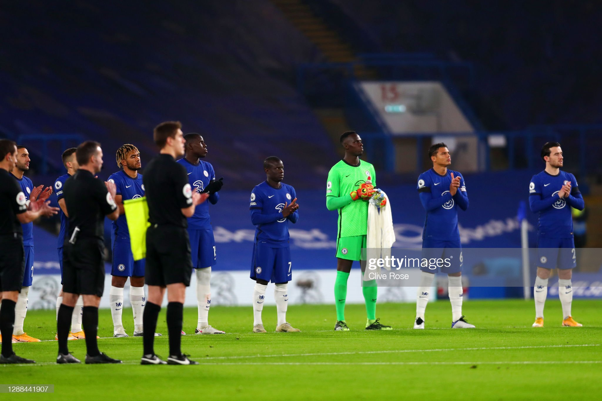 Chelsea v Tottenham Hotspur - Premier League : News Photo