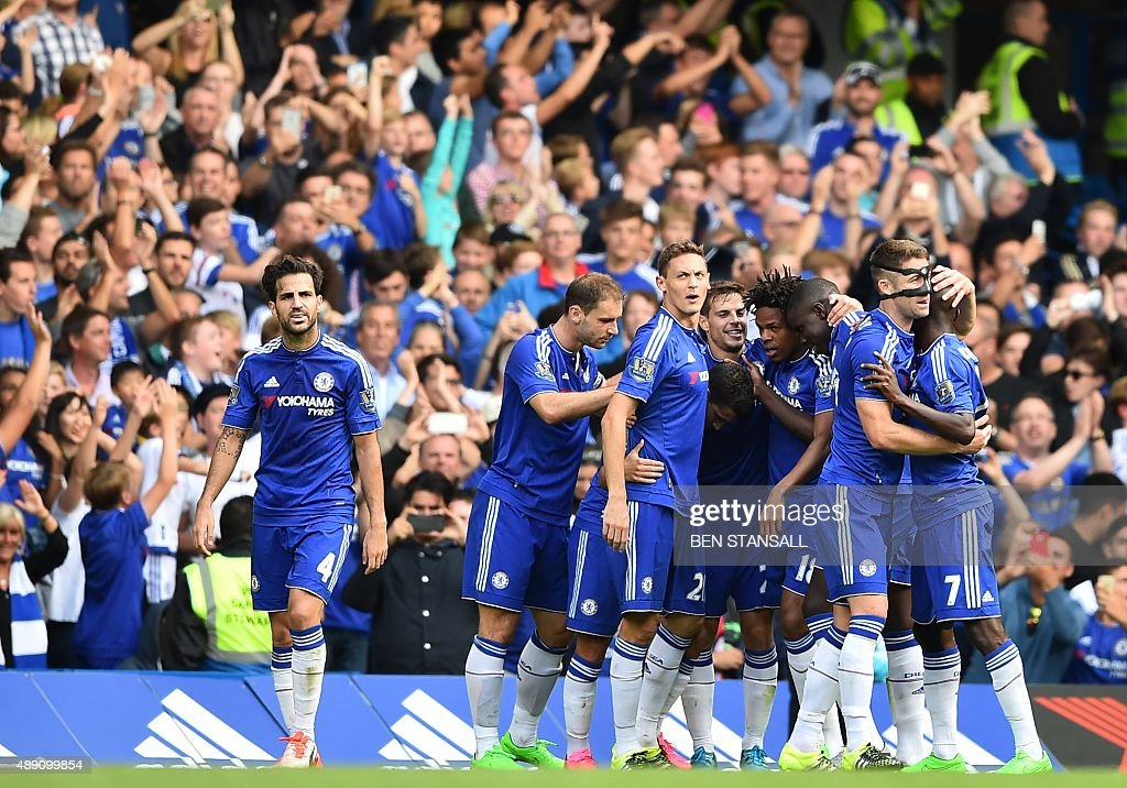 FBL-ENG-PR-CHELSEA-ARSENAL : News Photo