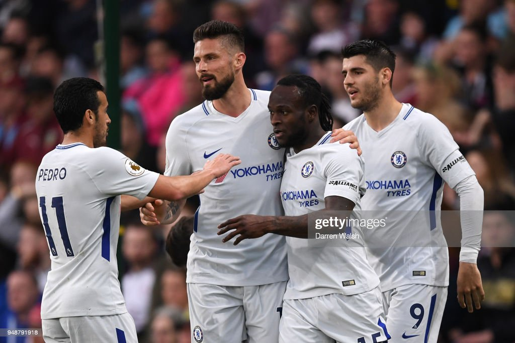 Burnley v Chelsea - Premier League