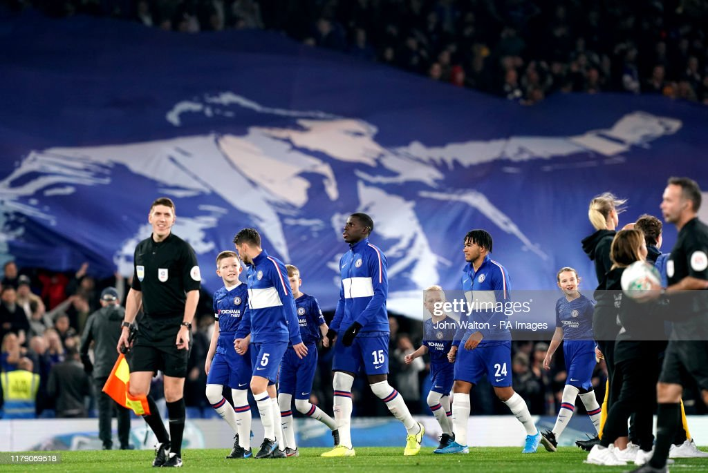 Chelsea v Manchester United - Carabao Cup - Fourth Round - Stamford Bridge : News Photo