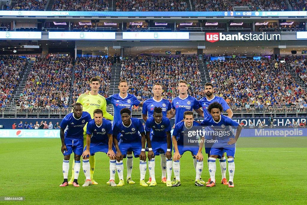 International Champions Cup 2016 - AC Milan v Chelsea : News Photo