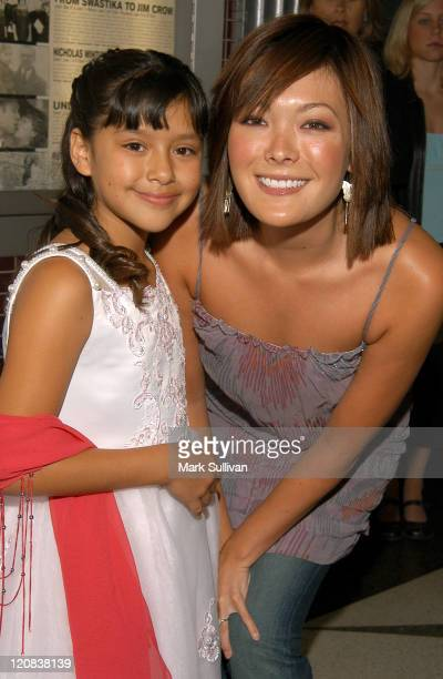 Chelsea Rendon and Lindsay Price during The Premiere of No Turning Back at Laemmle Fairfax Theater in Los Angeles California United States