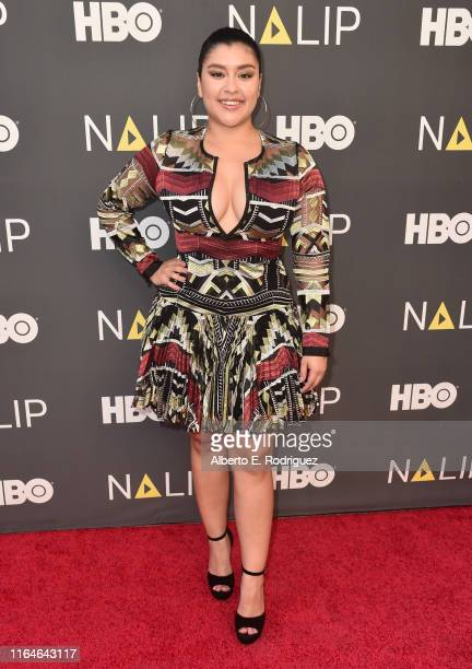 Chelsea Rendon attends the NALIP 2019 Latino Media Awards at The Ray Dolby Ballroom at Hollywood Highland Center on July 27 2019 in Hollywood...