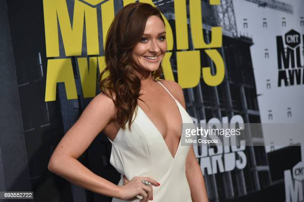 Chelsea Talmadge attends the 2017 CMT Music Awards at the Music City Center on June 7 2017 in Nashville Tennessee