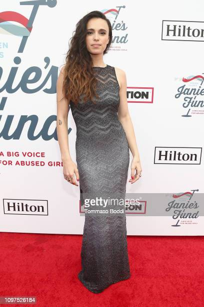 Chelsea Tyler attends Steven Tyler's Second Annual GRAMMY Awards Viewing Party to benefit Janie's Fund presented by Live Nation at Raleigh Studios on...