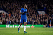londonengland chelsea victor moses during uefa