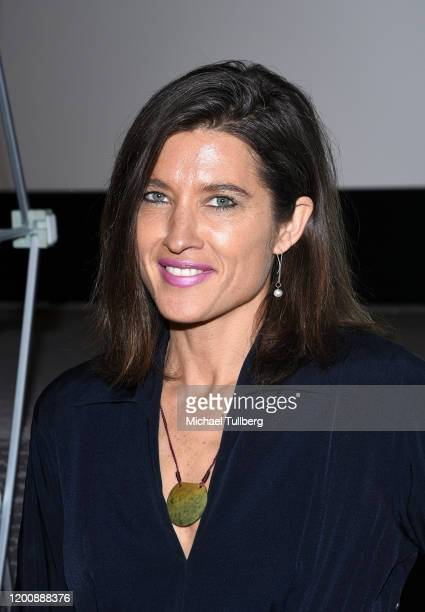 Chelsea Winstanley attends 2020 Filming Italy at Harmony Gold Theatre on January 20 2020 in Los Angeles California