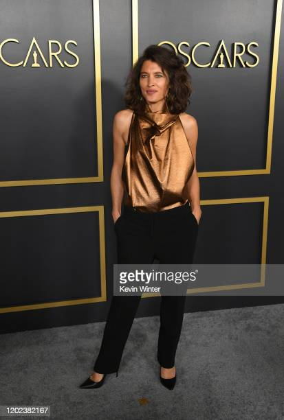 Chelsea Winstanley attends the 92nd Oscars Nominees Luncheon on January 27 2020 in Hollywood California