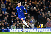 chelseas andreas christensen during premier league
