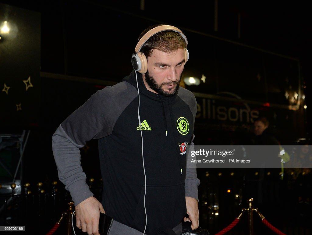 Sunderland v Chelsea - Premier League - Stadium of Light : News Photo
