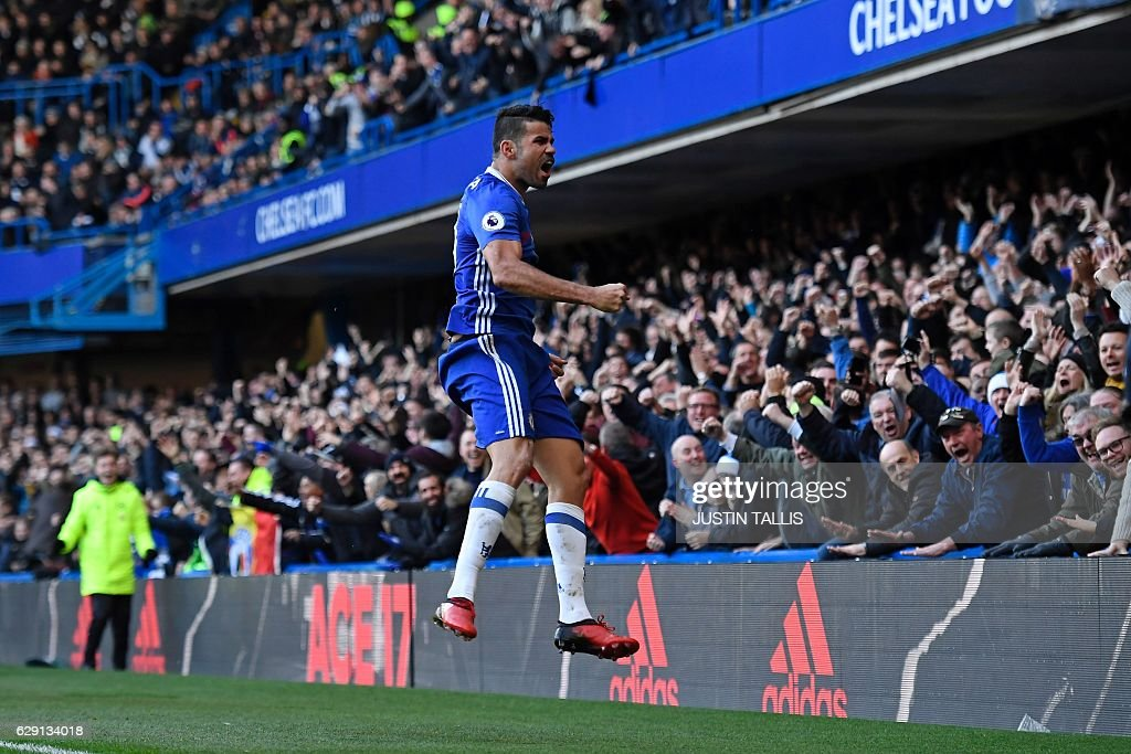 FBL-ENG-PR-CHELSEA-WEST BROM : News Photo