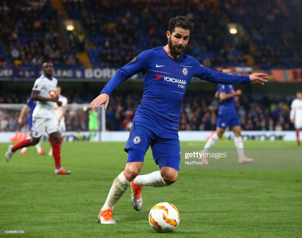 Chelsea v Vidi FC - UEFA Europa League - Group L : News Photo