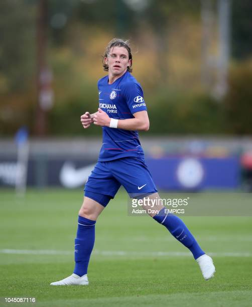 Chelsea's Connor Gallagher Chelsea v Molde UEFA Youth League 1st Round First Leg Cobham Training Centre