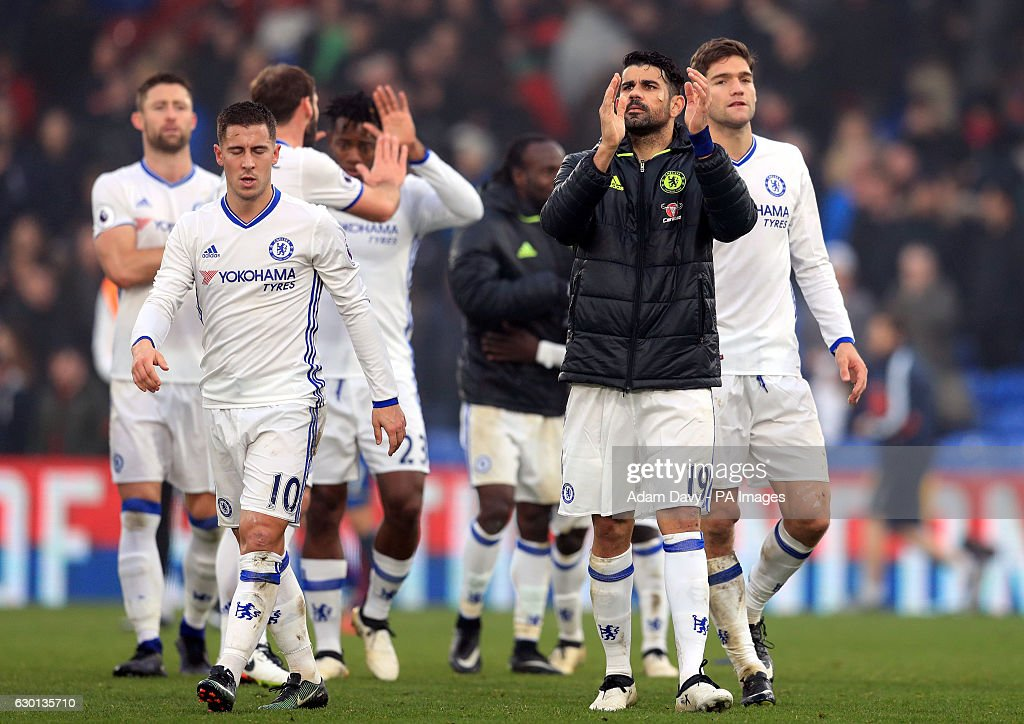 Crystal Palace v Chelsea - Premier League - Selhurst Park : News Photo