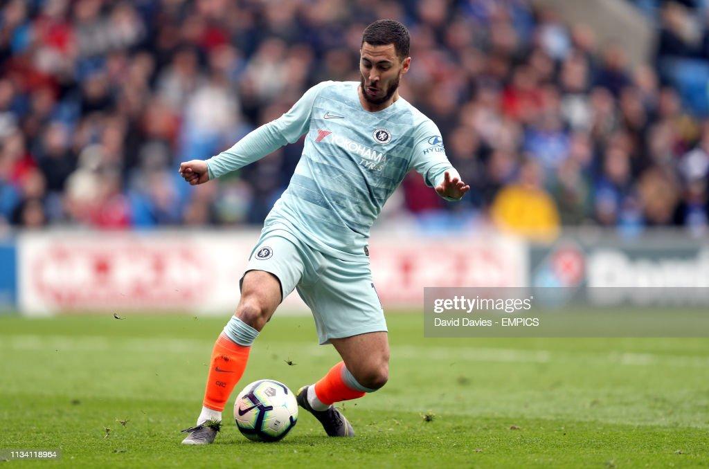 Cardiff City v Chelsea - Premier League - Cardiff City Stadium : News Photo
